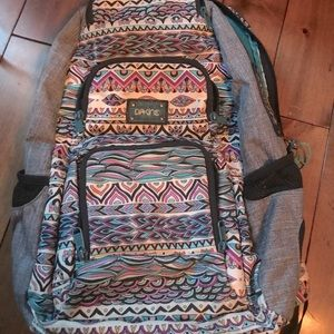 Dakine Boho Designed Backpack